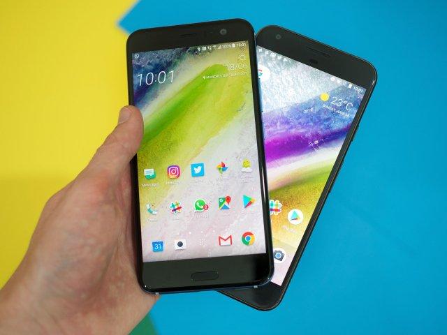 Pixel XL, HTC U11