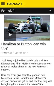 BBC Sport