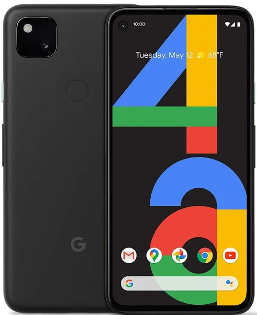 Google Pixel 4a Product Image