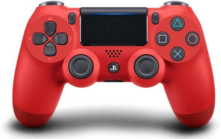 A DualShock 4 controller