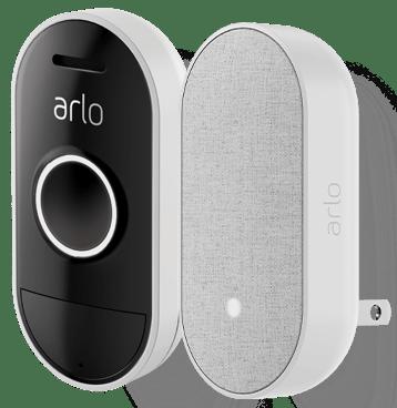 Arlo Audio Doorbell official render