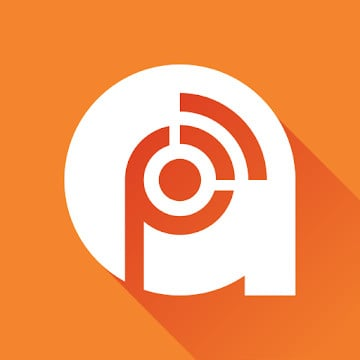 Podcast Addict 2019 Logo