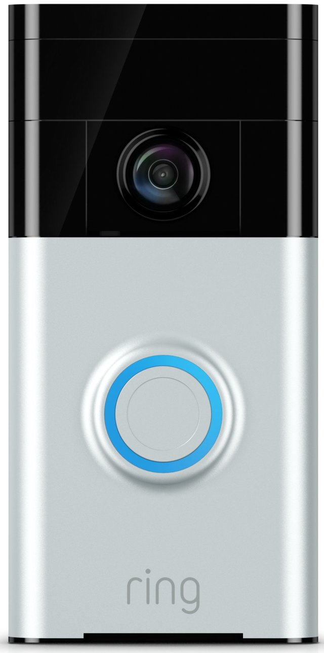 Ring Video Doorbell official render