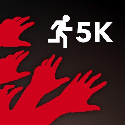 Zombies Run 5k App Icon