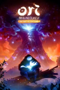 Ori Blind Forest Box Art