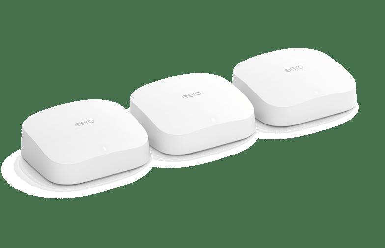 Eero Pro 6 3-pack