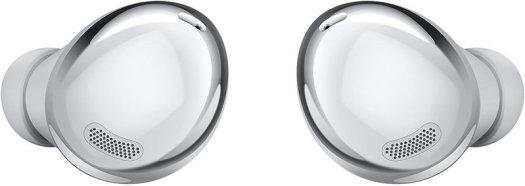 Samsung Galaxy Buds Pro Silver Render