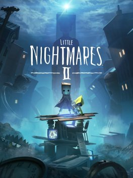 Little Nightmares 2 Box Art