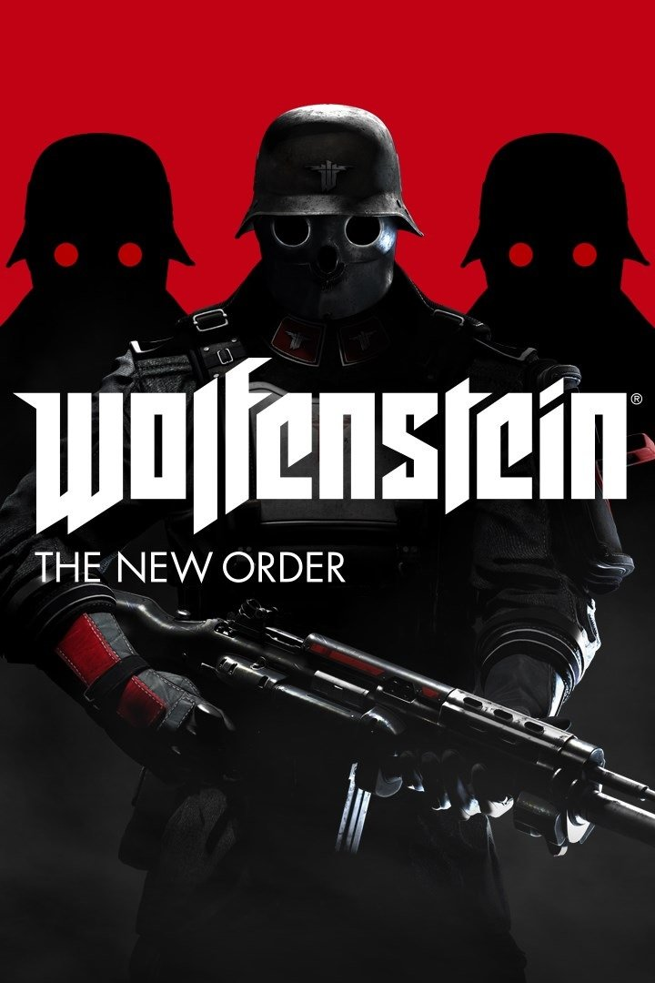 Wolfenstein New Order Cover Art