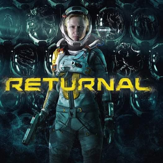 Returnal Cover Art