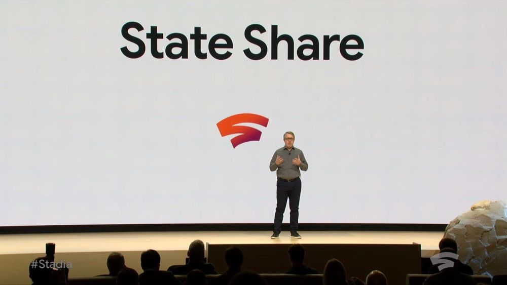 Google talks about State Share for Stadia