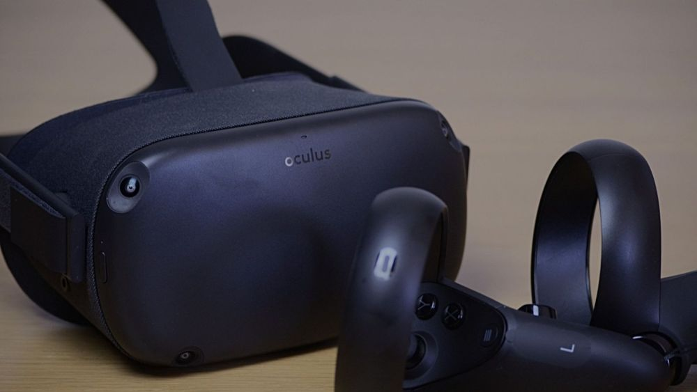 Oculus Quest and Touch Controllers