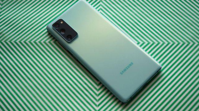 Samsung Galaxy S20 FE Exynos review