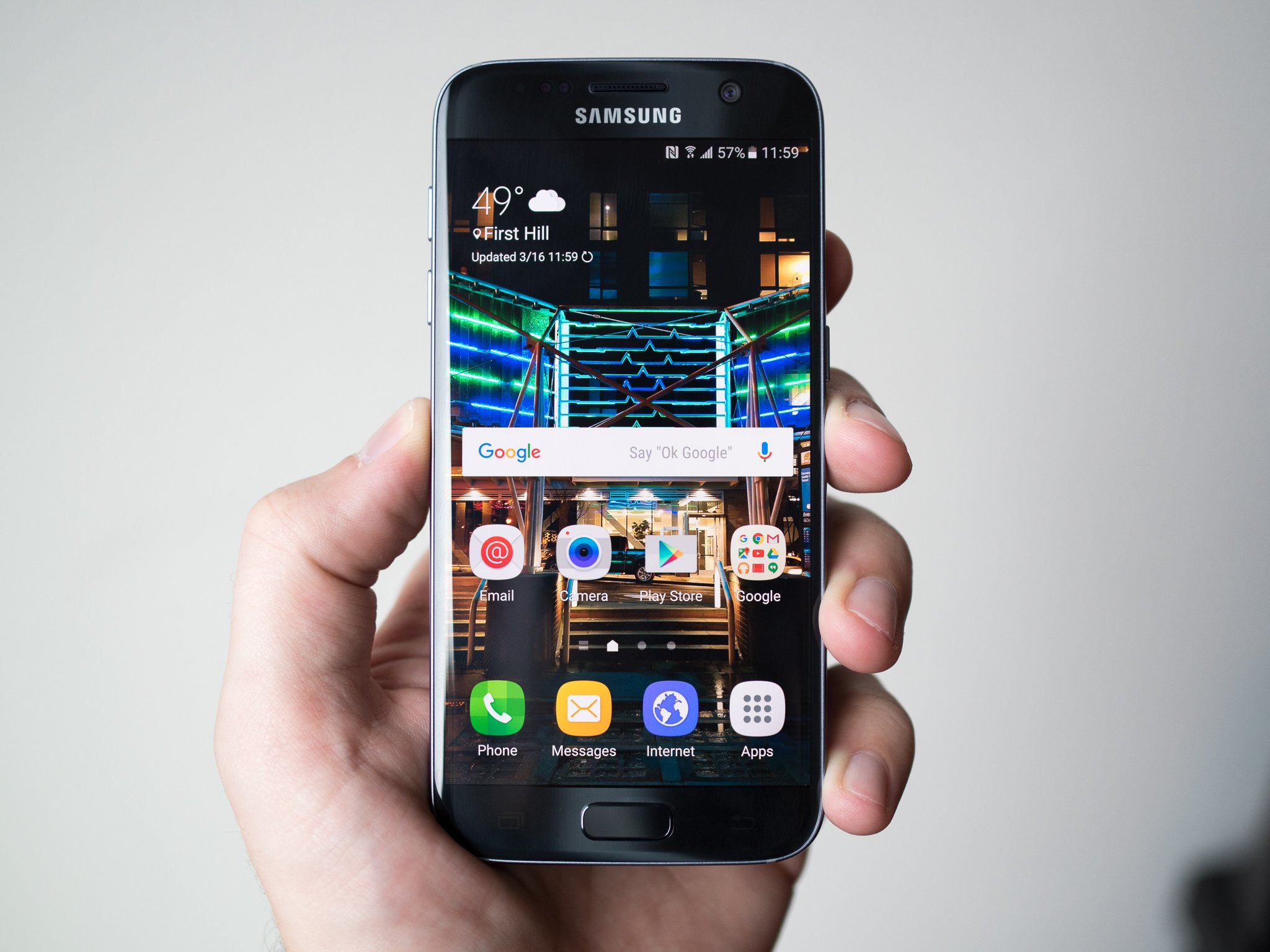 How to change the wallpaper on the Samsung Galaxy S7   Android Central How to change the wallpaper on the Samsung Galaxy S7