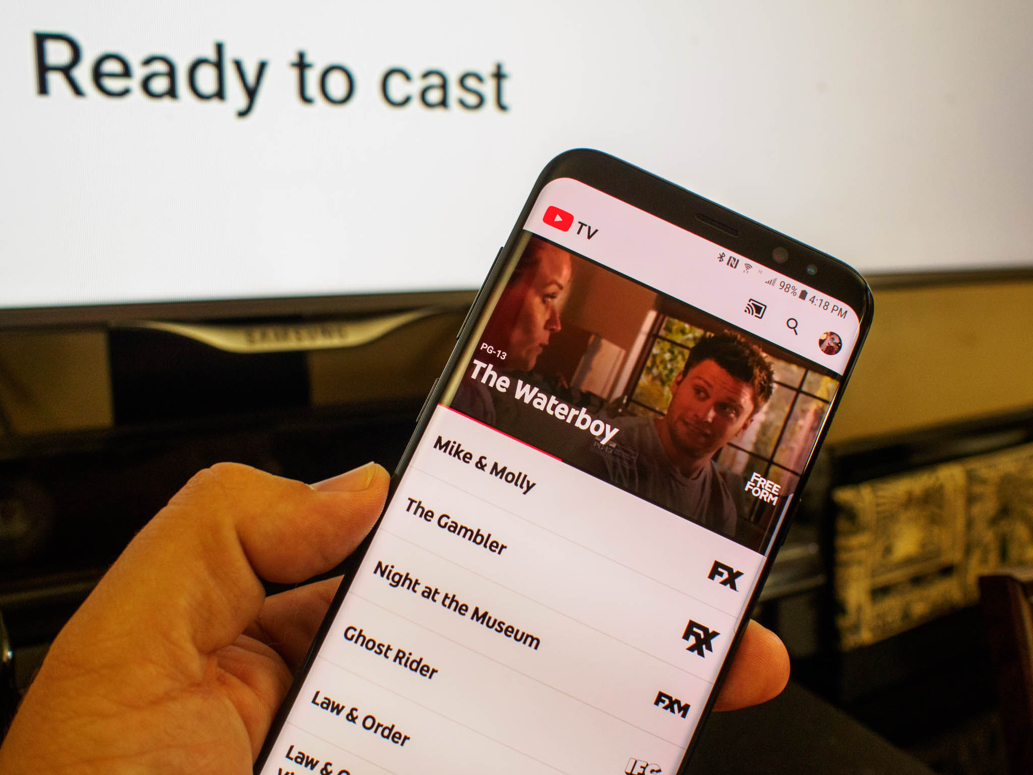 How to troubleshoot Casting problems with YouTube TV ...