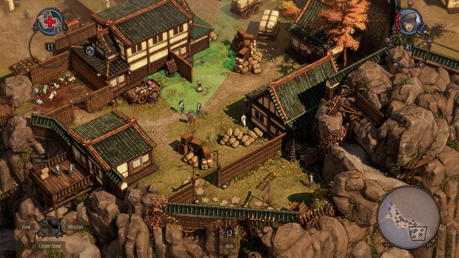 Best Strategy Games for PlayStation 4   Android Central If you re not into the idea of a science fiction based strategy game then  maybe samurais are more your cup of tea  Shadow Tactics  Blades of the  Shogun