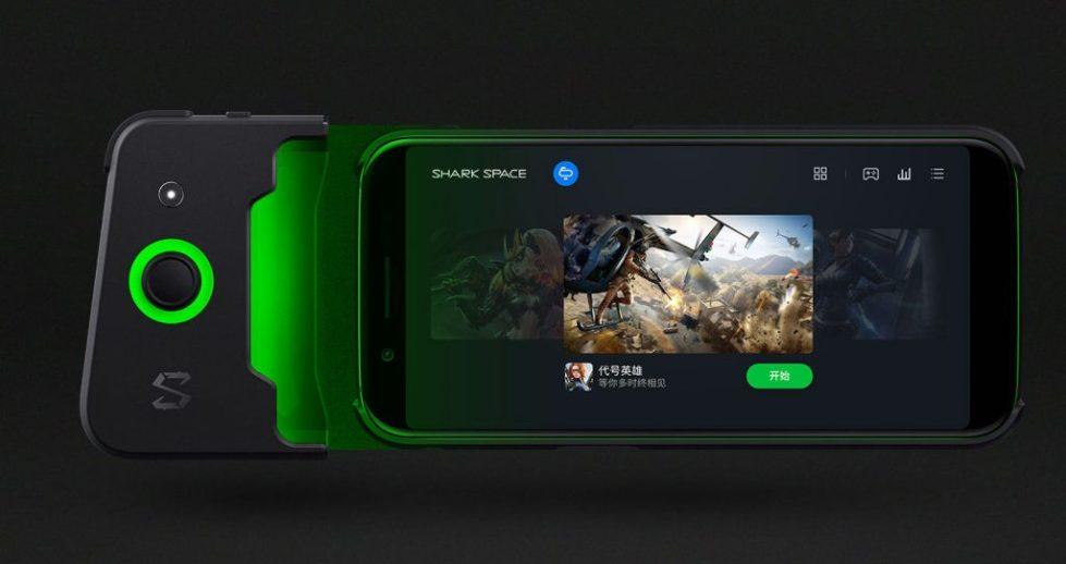 Xiaomi's Black Shark gaming phone