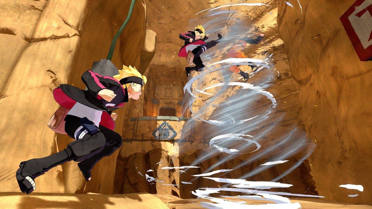 نتيجة بحث الصور عن naruto to boruto shinobi striker gameplay
