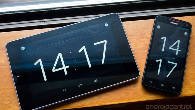 Android Central The Days Of Standalone Bedside Alarm Clock
