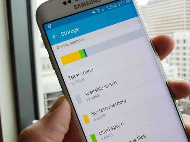 Image result for smartphone memory and storage