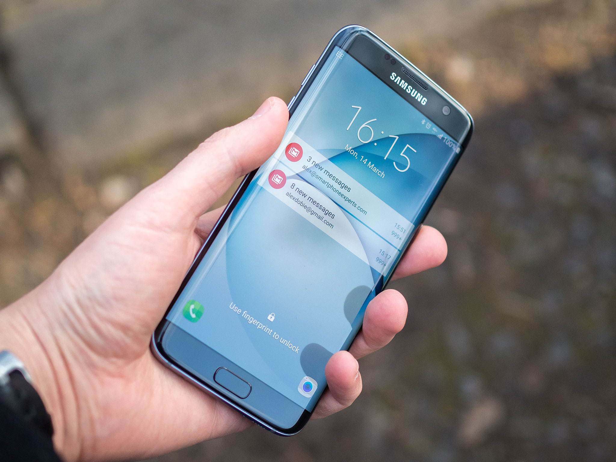 UK Galaxy S7s updated with Wi-Fi calling, touchscreen fix ...