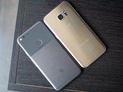 Simple S7 Vs Pixel 2 Camera S7 Vs Pixel 2 Xl Galaxy S7 Edge