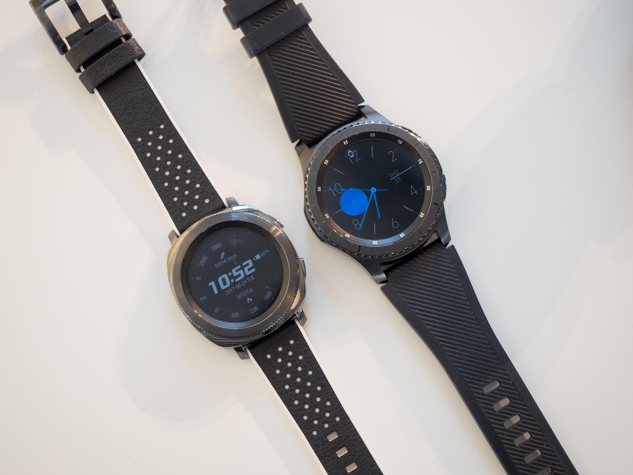 【Smart Watch】Samsung Gear Sport 簡易開箱和一星期的使用感想 - Android 手機專區 - 電腦手機 - 論壇 - 佳禮資訊網