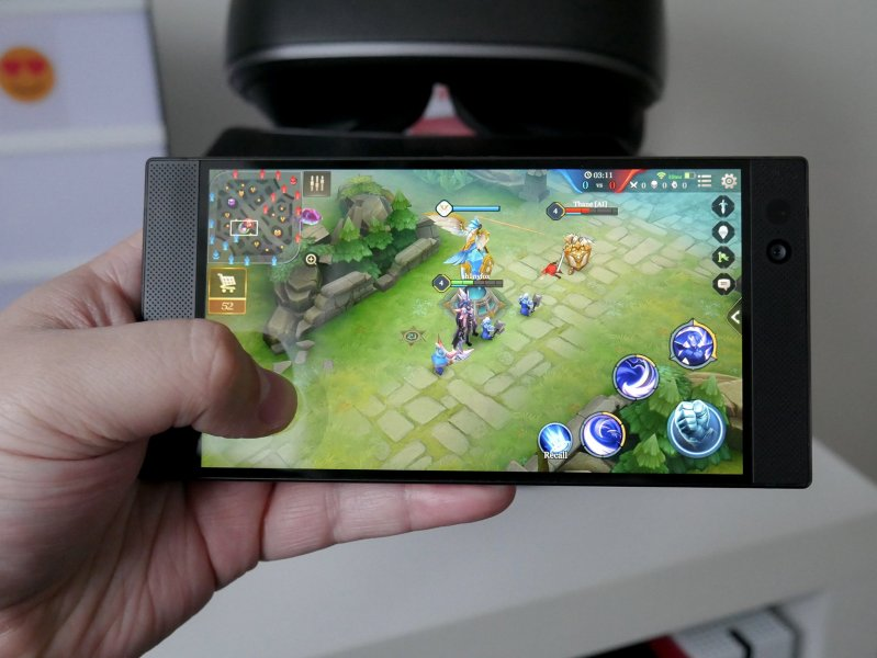These are the games that support Razer Phone s 120Hz display so far     Razer Phone