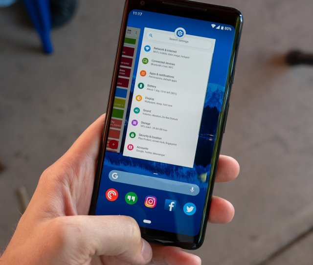 What Do You Think About Android Ps Gestures