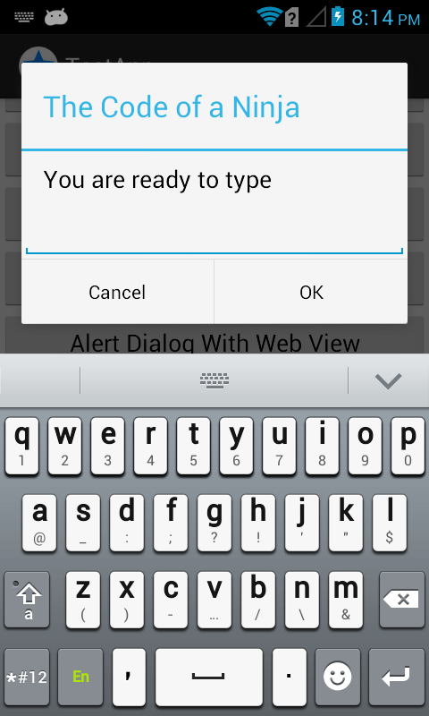 alertdialog-with-edittext-and-soft keyboard shown automatically