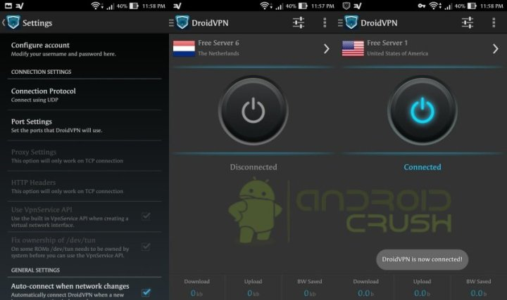 droidvpn-for-android