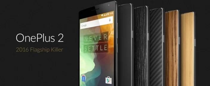 OnePlus 2 Davetiyesiz Olarak Küresel Çapta Satışa Başlıyor!