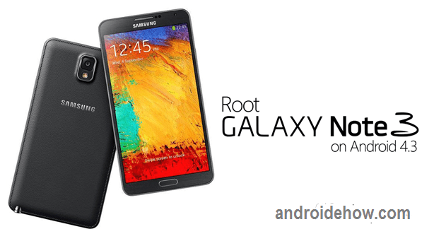 root Galaxy Note-3 root