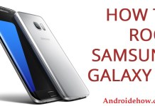 how to root samsung galaxy s7 edge