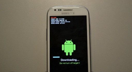 Root-Samsung Galaxy S3 Mini