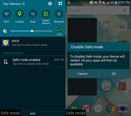 android-safe-mode-