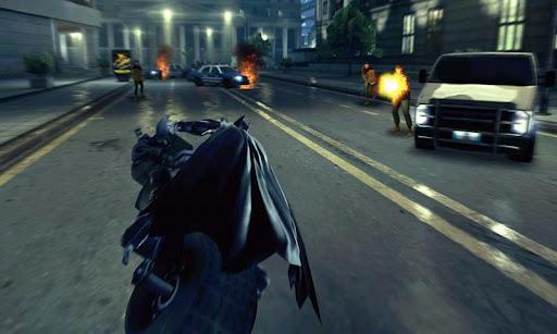 """Batman llega a Android con el juego """"El caballero oscuro: La leyenda renace"""""""