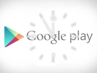 Google Play reduce el tiempo para devolver aplicaciones