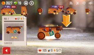 Un juego de cobates entre maquinas de matar