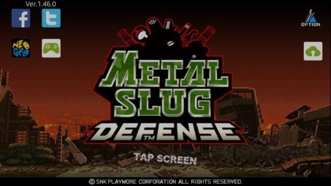 Metal Slug Defense para Android