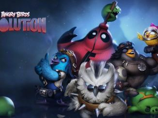 Angry Birds Evolution para Android e iOS