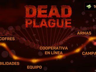 DEAD PLAGUE: Zombie Outbreak juego de acción y eliminación de Zombis