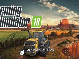 Farming Simulator 18 para android