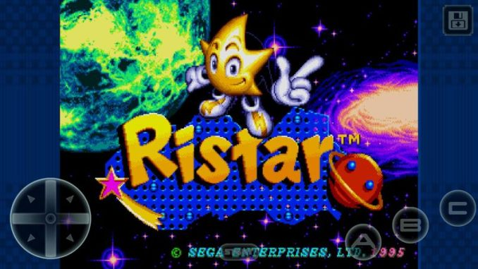 Ristar ya está disponible para Android