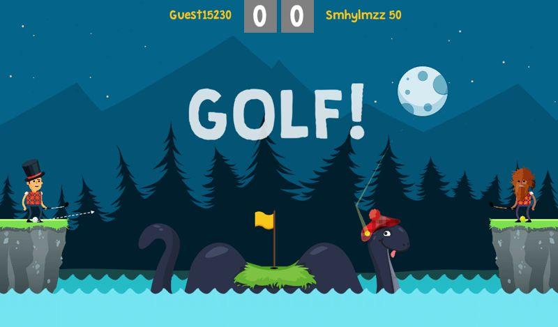 Battle Golf Online para Android