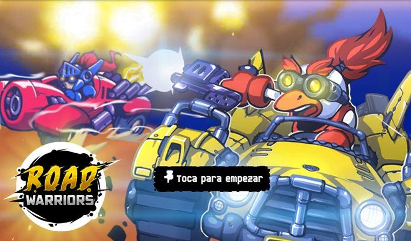 Road Warriors para android