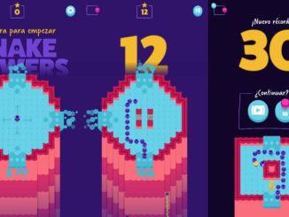 el juego de la serpiente para Android