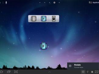 aplicación para rotar la pantalla de nuestro dispositivo Android