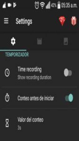 Temporizador de video
