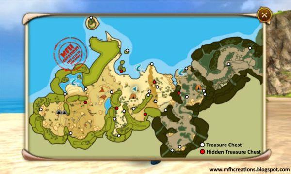 Mapa del tesoro 2